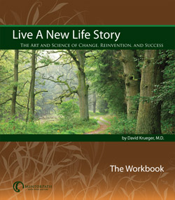 LIVE A NEW LIFE STORY Book Cover